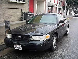 ford crown victoria  sale  owner