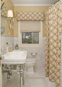 bathroom bathroom design with small vainty and curtains