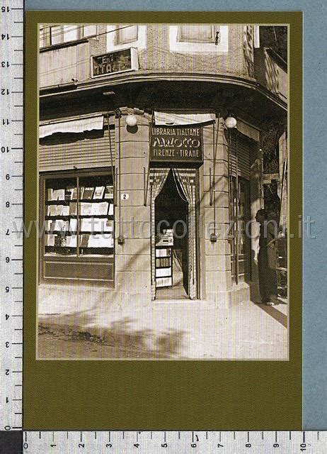 Libreria Marzocco Firenze Postcards From Albania Collection Of European Postal Cards