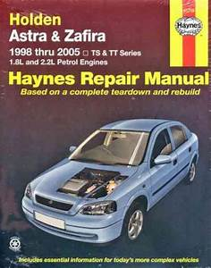Vauxhall Astra Workshop Manual 2005 Service Repair