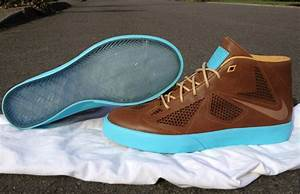 Nike LeBron X NSW Lifestyle Sample - First Look ...