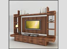 tv wall unit modern design x 16 3D Models CGTradercom
