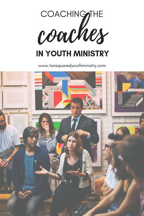 coach  coaches youth ministry ministry leadership