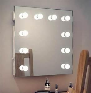 Miroir Hollywood Pas Cher : comment choisir le luminaire pour salle de bain ~ Teatrodelosmanantiales.com Idées de Décoration