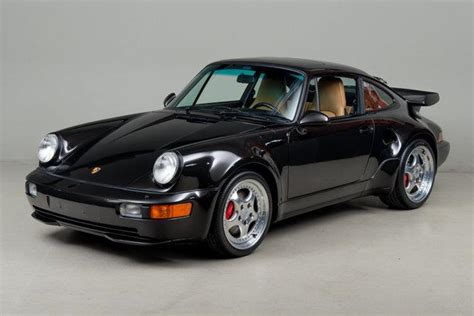 Classic Porsche 911 Turbo 2dr Coupe Turbo For Sale