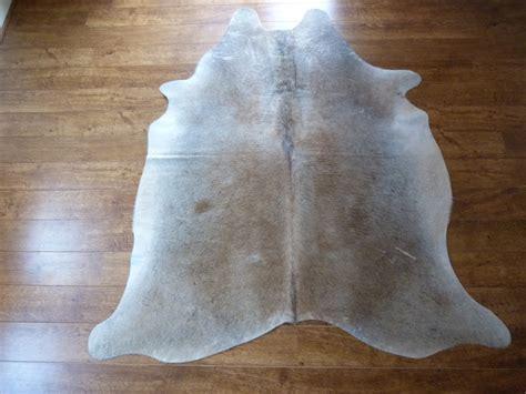 cow hide rug cowhide rug grey and white c725 hide rugs