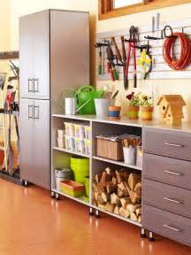 Of Images Garage With Storage by Garage Storage Ideas How To Organize Your Garage