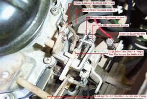 1985 Jeep Cj7 Carburetor Diagram