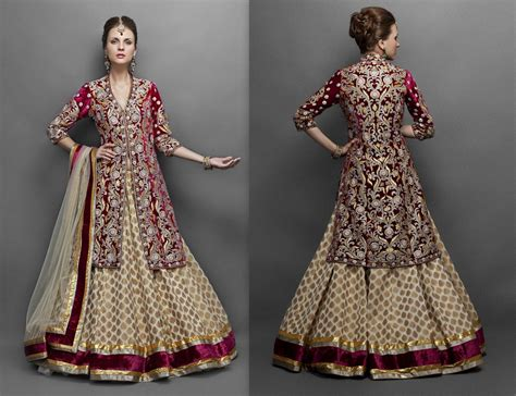 Latest Designer Wedding Collection For Girls By Top Indian