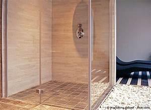 Dusche Bodengleich Fliesen : bodengleiche dusche barrierefreiheit im badezimmer teil 1 2 wohnen hausxxl wohnen hausxxl ~ Markanthonyermac.com Haus und Dekorationen