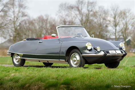 Citroen Ds Cabriolet by Citro 235 N Ds19 Cabriolet 1963 Welcome To Classicargarage