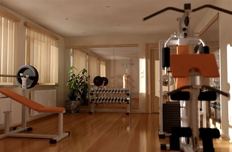 Home Gym Flooring Choices  Floor Coverings International