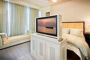 Bett Mit Fernseher : neue strategien zum verstecken vom tv ~ Sanjose-hotels-ca.com Haus und Dekorationen