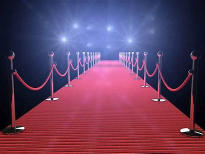 Awards Carpet Award Poster Oscar Flashing Lights
