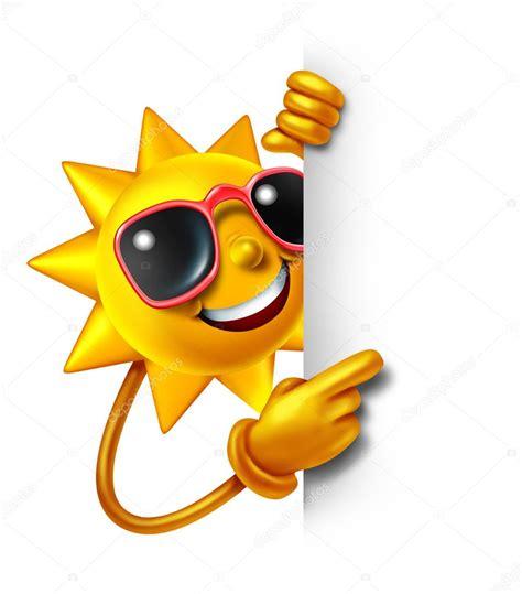 sun fun  blank sign stock photo  lightsource