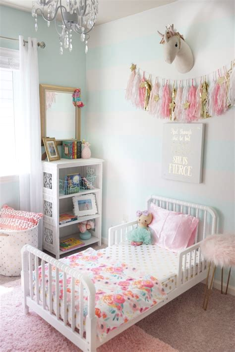 pink toddler bedroom ideas toddler room refresh the house of hood blog 16757 | FullSizeRender 16