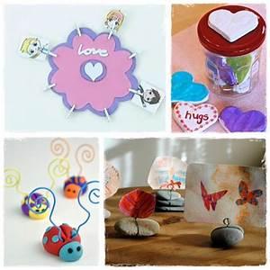 Cadeau Fete Des Grand Mere A Faire Soi Meme : bricolage enfant f te des m res hp63 jornalagora ~ Preciouscoupons.com Idées de Décoration