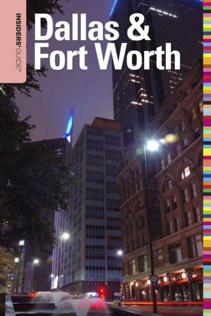 Barnes And Noble Fort Worth by Insiders Guide To Dallas Fort Worth By June Naylor