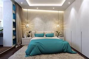 Cream Brown Rust Bedroom Design Ipc135