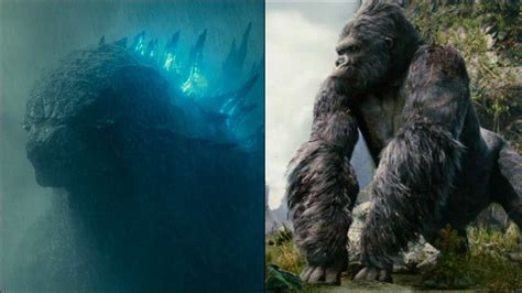godzilla  kong  visually extraordinary alexander