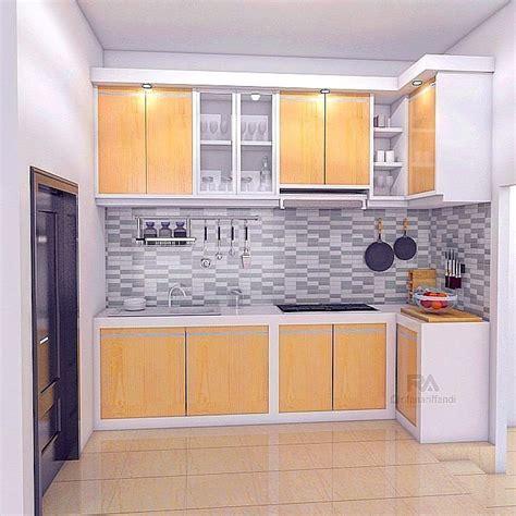 Kitchen Set Minimalis Terbaru  Dapur Minimalis Idaman