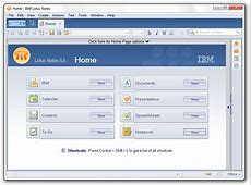 Lotus Notes Intellect Systems