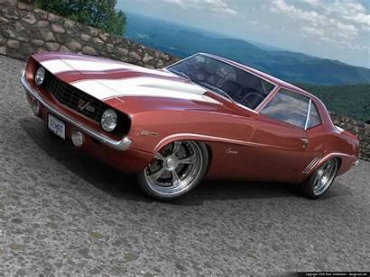 Camaro 1969 Custom Z28 Wallpapers Cars 69