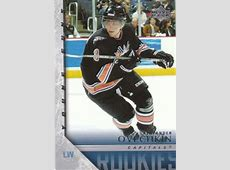 Top 10 Most Valuable Upper Deck Hockey Young Guns Rookie Cards