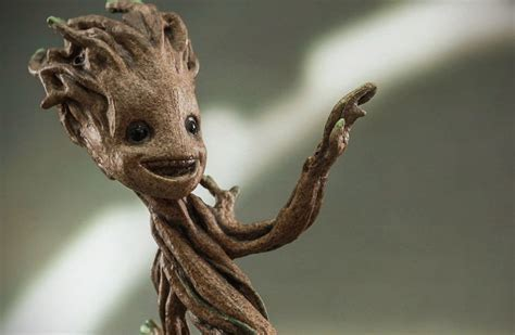 Cute Superhero: 1/4 Scale Guardians of the Galaxy Little