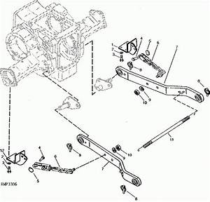 John Deere 110 Tlb Parts Diagram