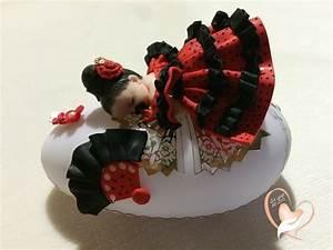 Veilleuse Bébé Fille : veilleuse galet lumineux b b fille danseuse espagnole au coeur des arts cadeaux de ~ Teatrodelosmanantiales.com Idées de Décoration
