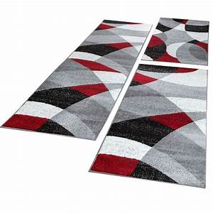 tour de lit tapis de couloir tapis geometrique motif chine With tapis de couloir rouge