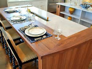 ideas for kitchen countertops unique kitchen countertops pictures ideas from hgtv hgtv