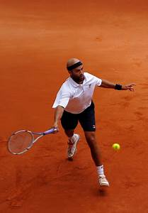James Blake Photos Photos - Madrid Tennis Open - Day Four ...