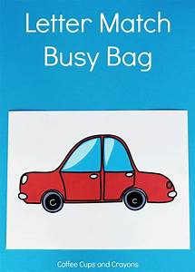 wheel letter match busy bag upper and lowercase letters With wheel letters