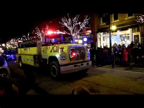 parade of lights corning ny corning ny parade of lights 2014