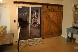 barn door sliders sliders and barn doors on pinterest With barn doors over sliding glass doors