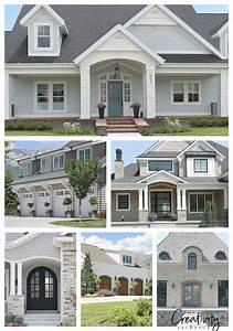 Beautiful, Exterior, Home, Design, Trends