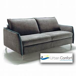 canape lit martina promo urban confort nice With canape lit promo