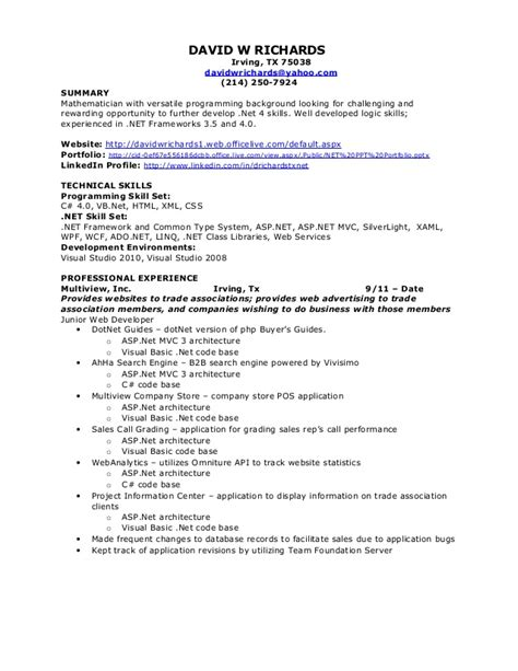 Asp Net Developer Resume by Pay To Write Popular Masters Essay How To Help