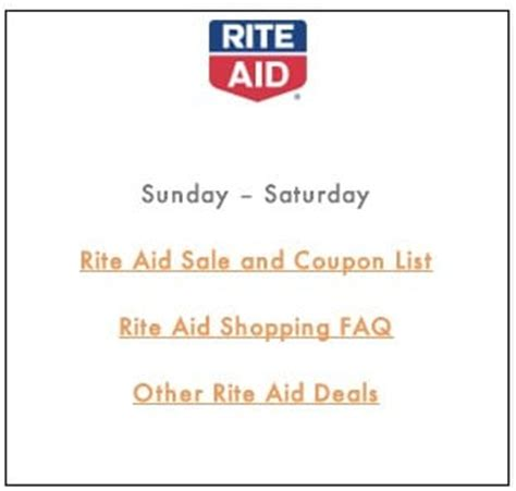 rite aid new winter rewards how to save hundreds by shopping at the drugstores savings lifestyle