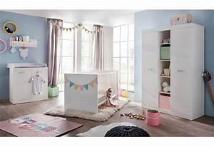 Babybett Weiss Komplett : komplett babyzimmer amsterdam babybett wickelkommode gro er kleiderschrank 3 tlg in ~ Buech-reservation.com Haus und Dekorationen