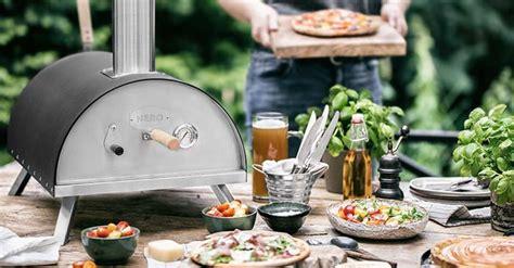 Burnhard Outdoor Pizzaofen Nero (für Den Garten) Für 191,20€