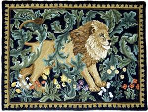 Rug Hooking Frames For Sale by Morris Tapestry Lion By Susan Leslie In Her Own Words