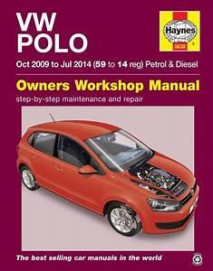Vw Polo  2009-2014  Haynes Manual