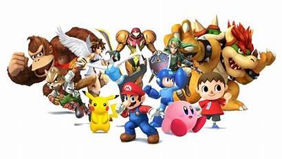 Nintendo Transparent Characters Pluspng