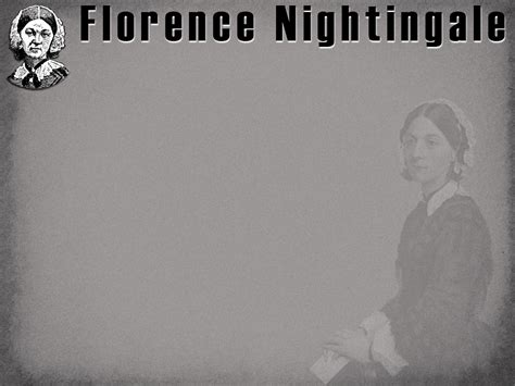 florence nightingale powerpoint template adobe education