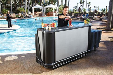 portable outdoor bar ideas http www thedomainfairy com