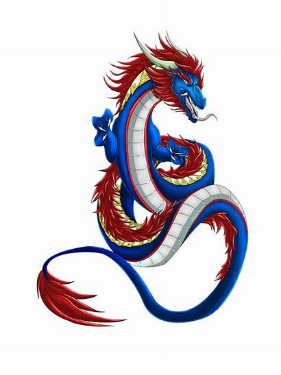 Dragon Clipart Realistic Chinese Clip Outline Clipground