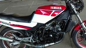 Rd 350 Warm Up With Jolly Moto